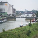 Deutzer Hafen, Zoom, Source: http://www.panoramio.com/photo/4315121 Autor: Rembert Satow